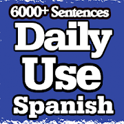 Learn Spanish Conversation Sentence of Daily Use 1.0