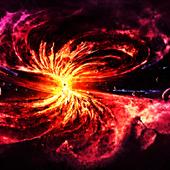 Galaxy Tornado Live Wallpaper 2