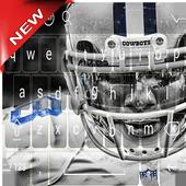 Dalas Cowboys keyboard HD 8.0