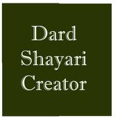 Dard Shayari Creator 1.0