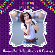 Happy Birthday Status & Wishes Images 9.1