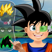 Photo Editor & Sticker: DBZ