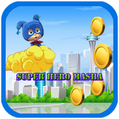 Super Hero: Masha Adventure 1.0