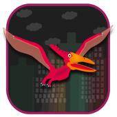 Save Pterosaur - Flying Dinosaur Game 1.2