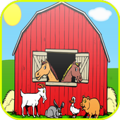 Farm Animals Match 1.1