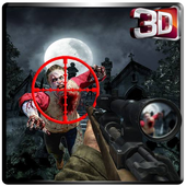 Target Dead Zombie Shooter 3D360 Degree GamesAction