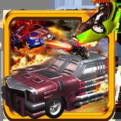 Death Race Desert Drive Fever 1.0