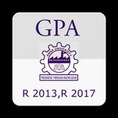 ANNA UNIV GPA Calculator - Regulation 2017 , 2013 1 4 2 APK