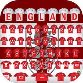England Football Keyboard 1.0
