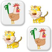 Animals matching memory game 2.0.1