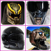 Design Motorcycle Helmets