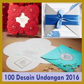 100 Desain Undangan Nikah 2016 2.0