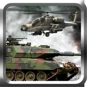 Modern Helicopter Tank War 3D 1.0