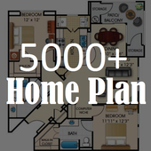 5000+ House Plan Design 5