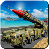 Missile Attack Army Truck 2017: Army Truck Games 1.0.1