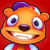 Despicable Kick Bear - Adventure Game