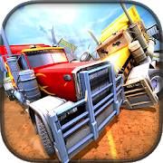 18 Wheeler Truck Crash Derby − Truckers Demolition 1.0.0