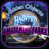 Hidden Object Haunted Scary Theme Park - Mystery 1.5