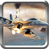 F16 Monster Jet Fighter