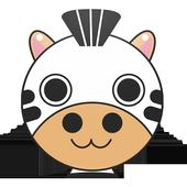 Cute Puzzle Zebra and Friends 1.1