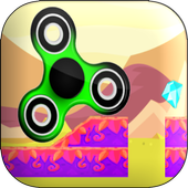 Fidget Spinner GoMr.Dev05Adventure