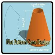 Flat Pattern Cone Design 1.0