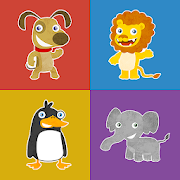 Animals memory game for kids 2.6.0