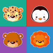 Animals memory game for kids 2.5.1