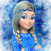 Snow Queen: Frozen Fun Run. Endless Runner Games 1.2