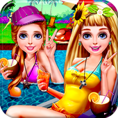 Dress Up For Pool Party 5.6