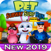 Pet Subway Surf Run New 2019 1.0