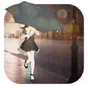 Running Girl - It's raining 1.0