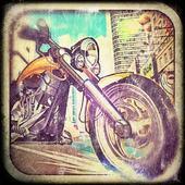 Moto Racer : Harley 1.0