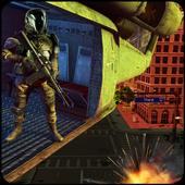 Iron Battlefield Gunner : Machine Gun Shoot War 1.0