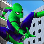 Spider Hero Battle VS Shooting Mafia 1.2