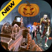 Dead Halloween Zombie Shooter Target 1.1