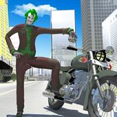 Joker City Clown Attack: Gangster Survival 1.1