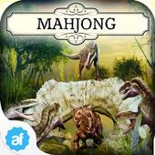 com.dg.puzzlebrothers.mahjong.ageofthedinosaurs icon