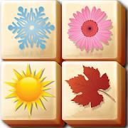 Mahjong Garden Four Seasons - Free Tile Game 1.0.74