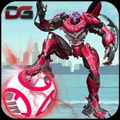 Futuristic Robot Ball Transformation Battle 1.0