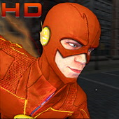Superhero Flash Speed Hero 1.6
