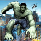 Superhero Monster Grand City Battle 1.4