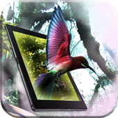 3D Wallpaper: Aviary 1.0.0