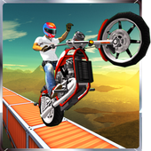 Motor Bike Stunt: Impossible Tracks 3D 1.0