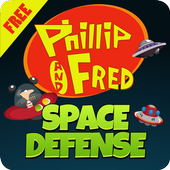 Phillip and Fred Space DefenseDGamersAction
