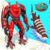 com.dgs.TransformationRobot.SharkGame.SharkSimulator icon