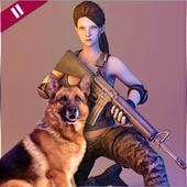 com.dgstudios.Secret.Agent.LaraCroft.two.FrontLine.Commando icon