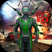 Ant Hero:Macro To Micro Transforming Hero Battle 1.0