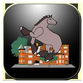 Touch Horse Run 1