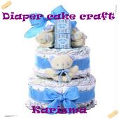 Diaper Cake Craft 1.0